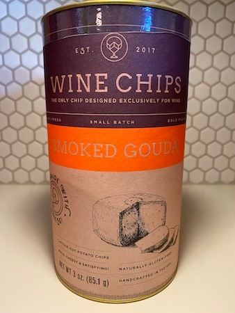 S. Gouda Wine Chips