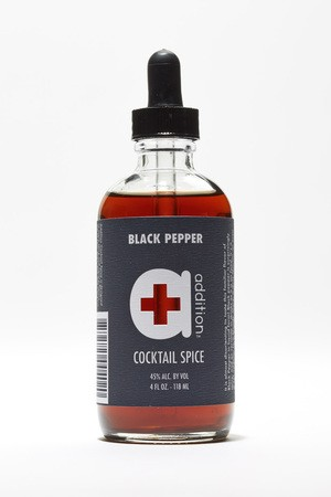 Black Pepper addition