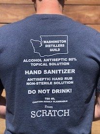 Mens Sanitizer Shirt